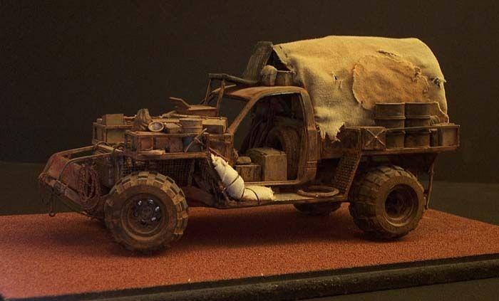 Madmaxmodels Com Bronze21 S Mad Max Truck Prjt Armgd