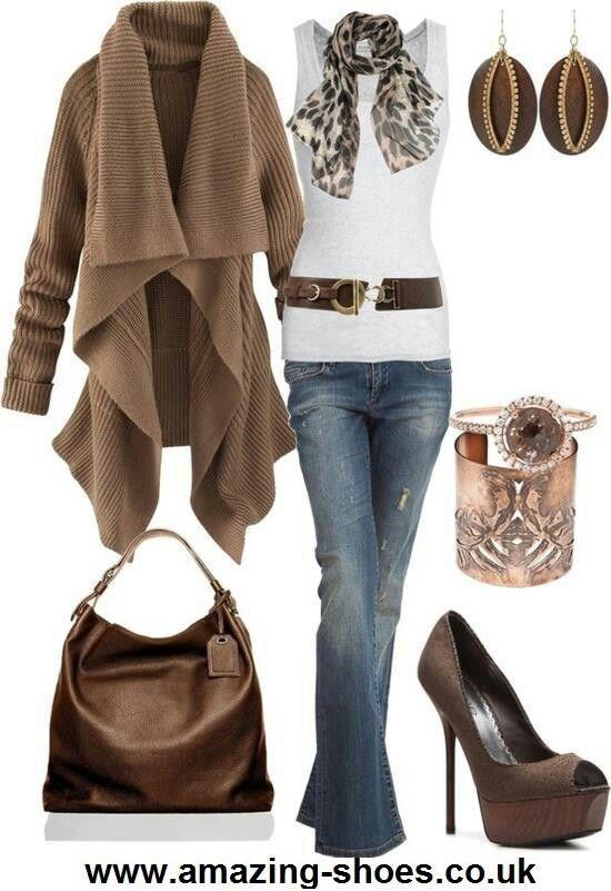 I sooooo love this outfit
