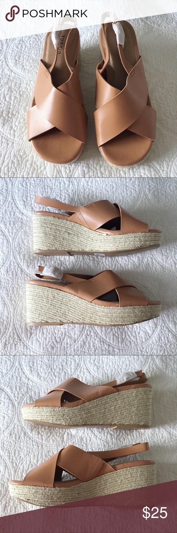 🚨LAST CHANCE! Torrid Wedge Sandals