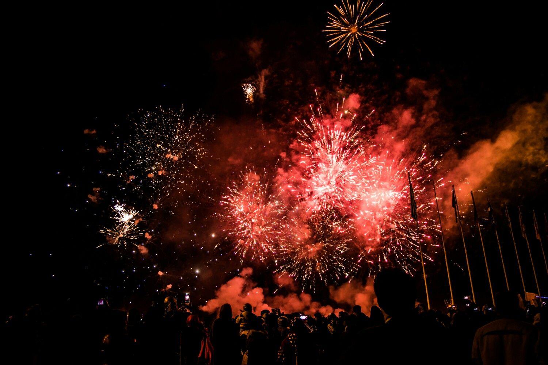 Fireworks #night #fireworks   Token fotos   Pinterest