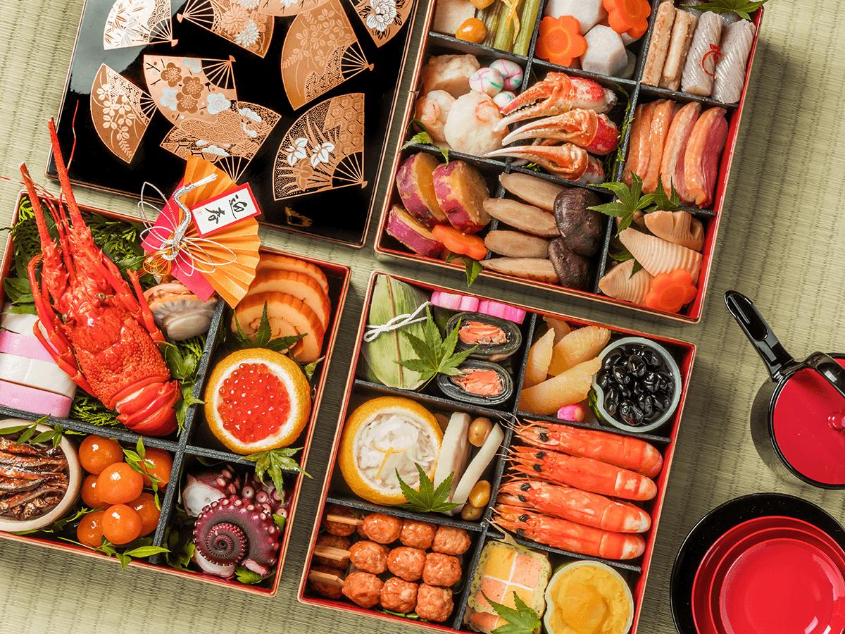 Osechi Ryori; Japanese New Year Cooking! Ẩm thực, Thức