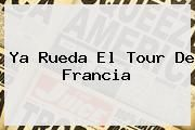 http://tecnoautos.com/wp-content/uploads/imagenes/tendencias/thumbs/ya-rueda-el-tour-de-francia.jpg Tour de Francia. Ya rueda el Tour de Francia, Enlaces, Imágenes, Videos y Tweets - http://tecnoautos.com/actualidad/tour-de-francia-ya-rueda-el-tour-de-francia/