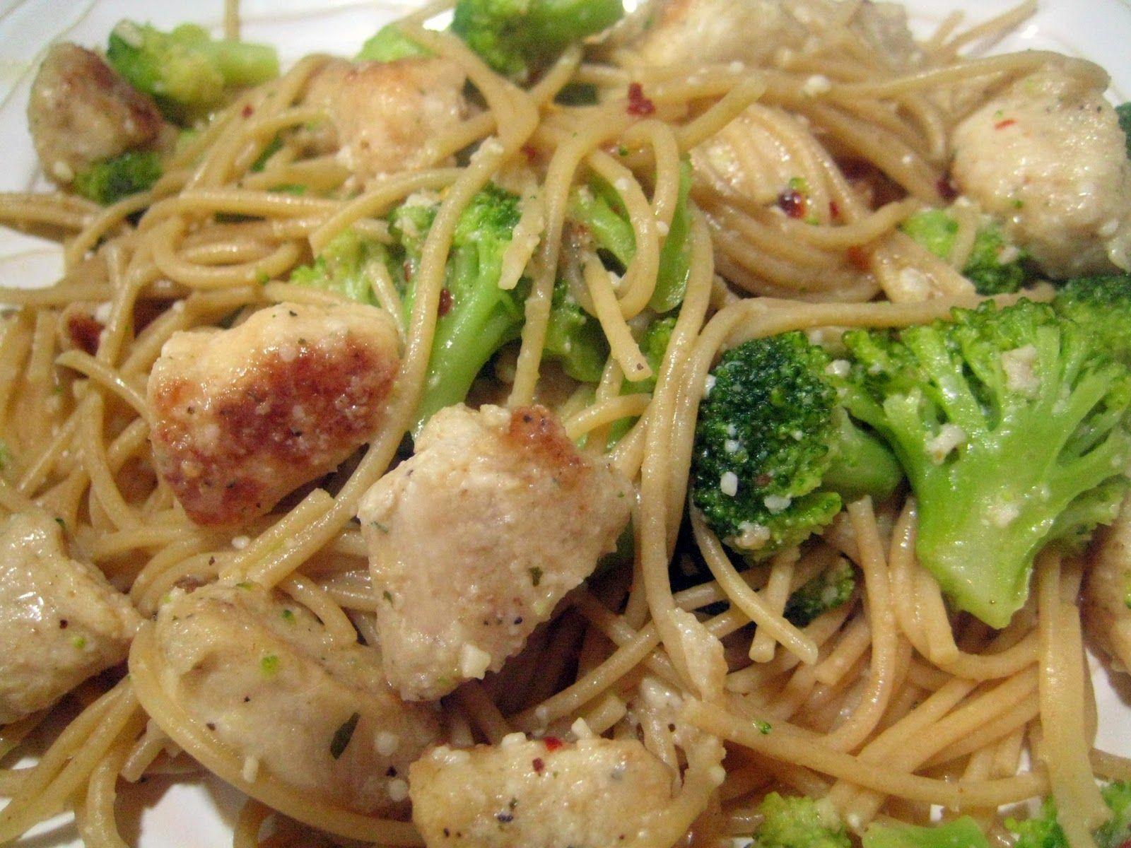 A bitchin kitchen chicken and broccoli pasta with white wine sauce a bitchin kitchen chicken and broccoli pasta with white wine sauce forumfinder Image collections