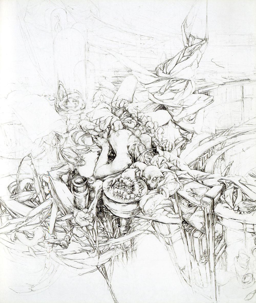Sarah Simblet   Drawing   Pinterest   Drawings, Amazing drawings and ...