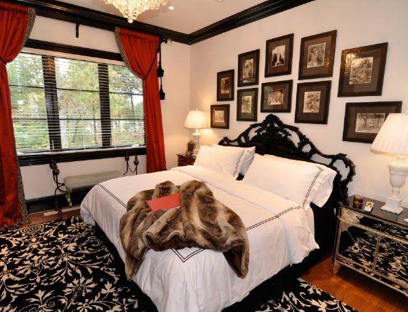 decorar una habitacion con cuadros Decoración de Dormitorios - decoracion de recamaras matrimoniales