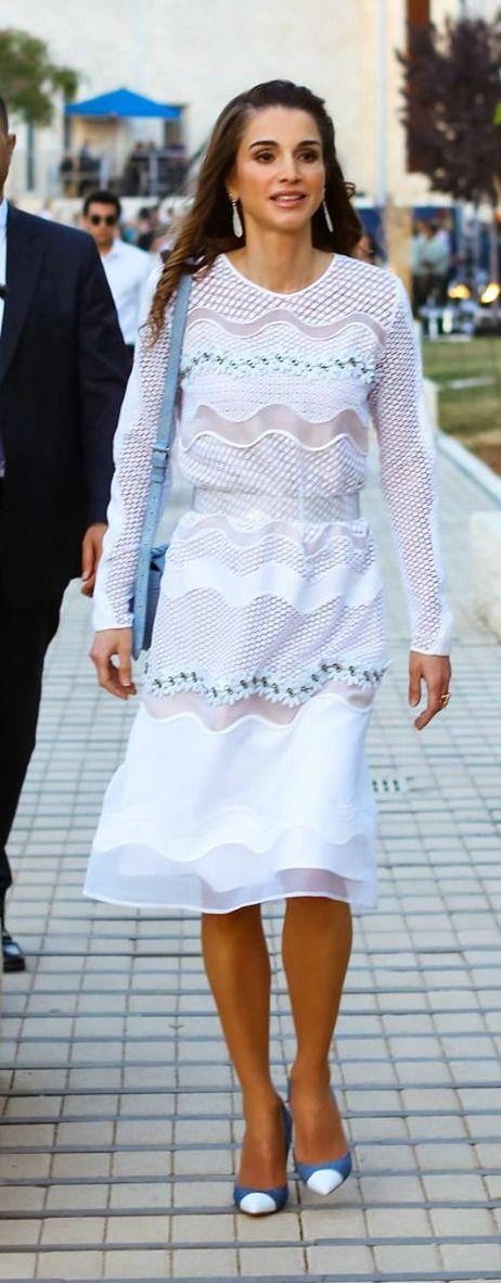 Queen Rania, June 2015