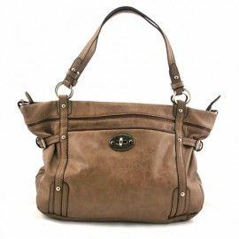 340882dcb98 Momo 04 Middenbruin | Damestassen | Serlinsupershopper.nl Deze stijlvolle,  stoere handtas met leuke