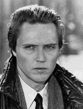 Christopher Walken young and beautiful