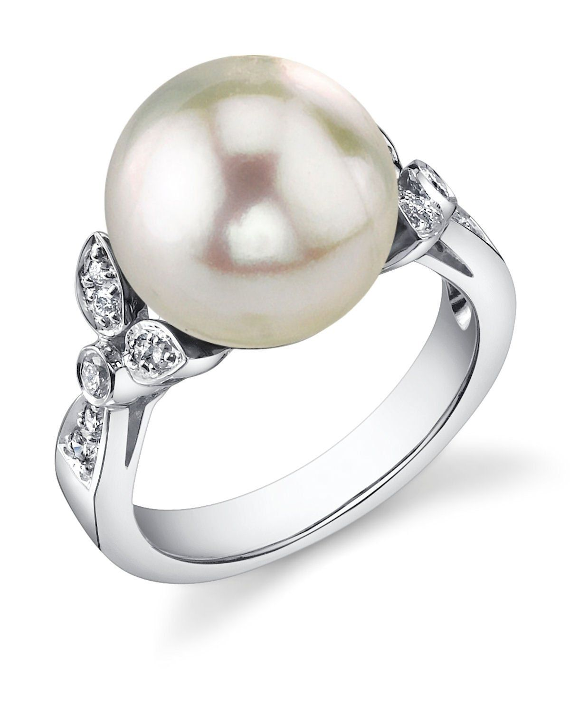 12mm White South Sea Cultured Pearl