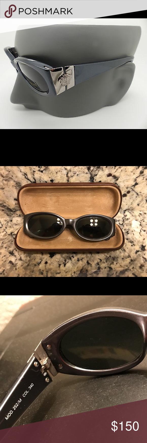 be9f7fc073 Vintage Gianni Versace Sunglasses unisex Rare Vintage  Gianni Versace   Sunglasses - Mod 252