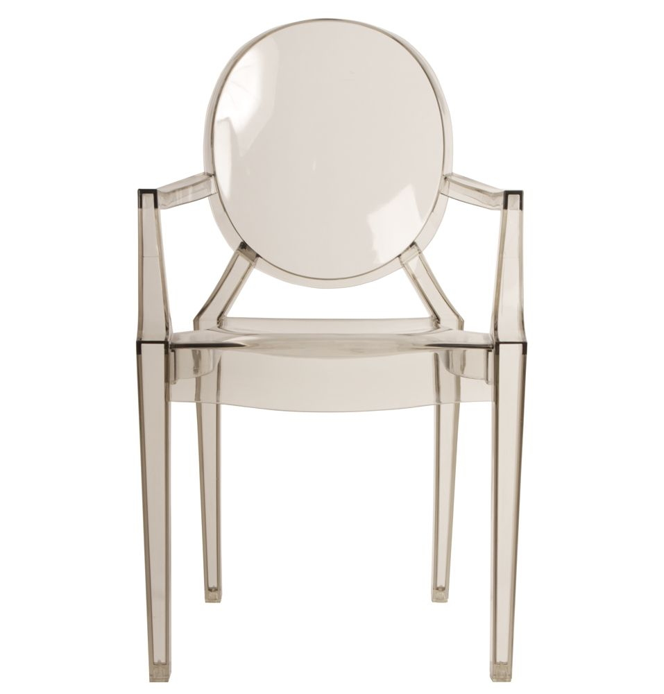 Philippe Starck Louis Ghost Armchair Replica Armchair