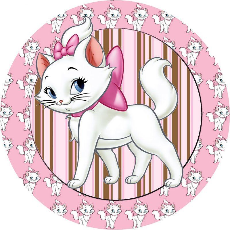 Картинка кошки на торт