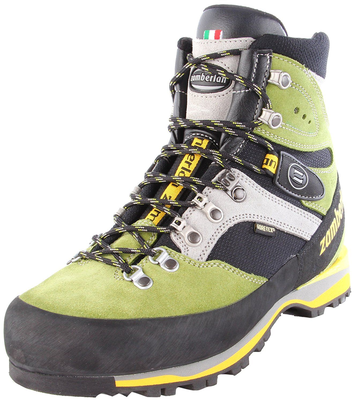 Amazon Com Zamberlan Men S 1010 Vajolet Gt Rr Backpacking Boot