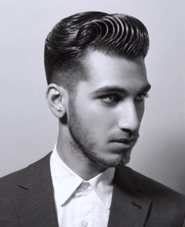 50 Dashing Hairstyles For Men To Try This Year 1950s Hairstyles Old Hairstyles Mens Hairstyles