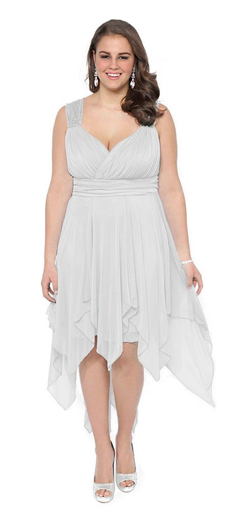 Shopping for Plus Size Wedding Dresses – A Look at Different Dress ...