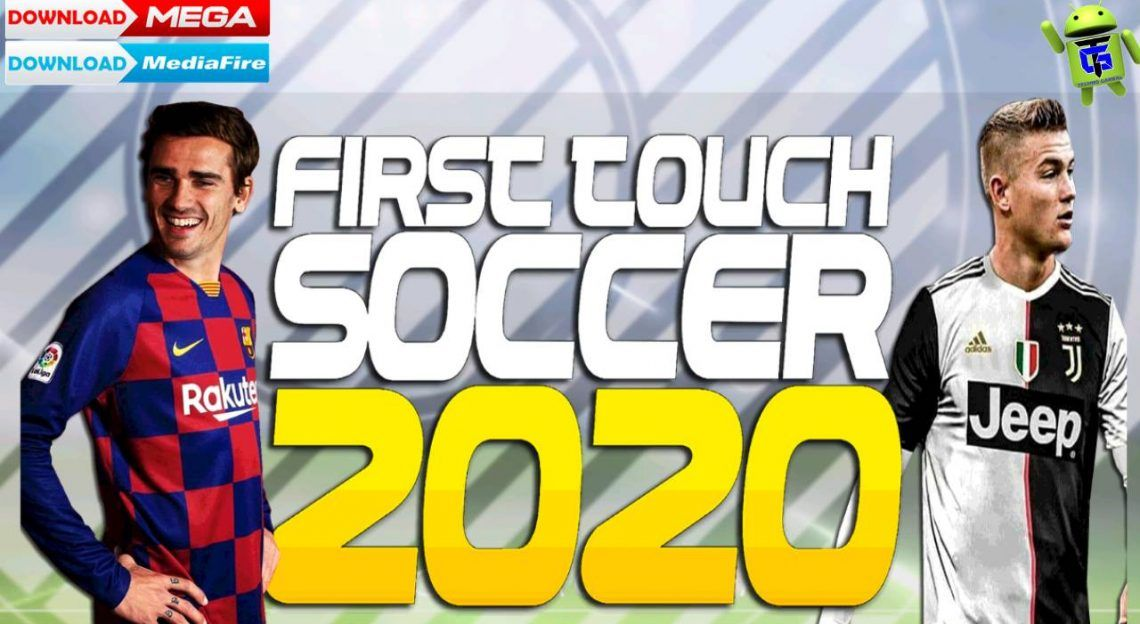 First Touch Soccer 2020 Android Offline Download Apk Games Club Game Update Android Games Soccer