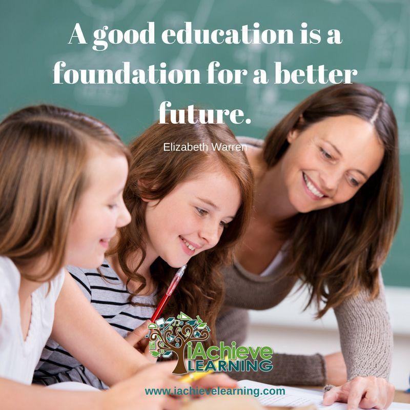 Elizabeth Warren, Motivation, Foundation