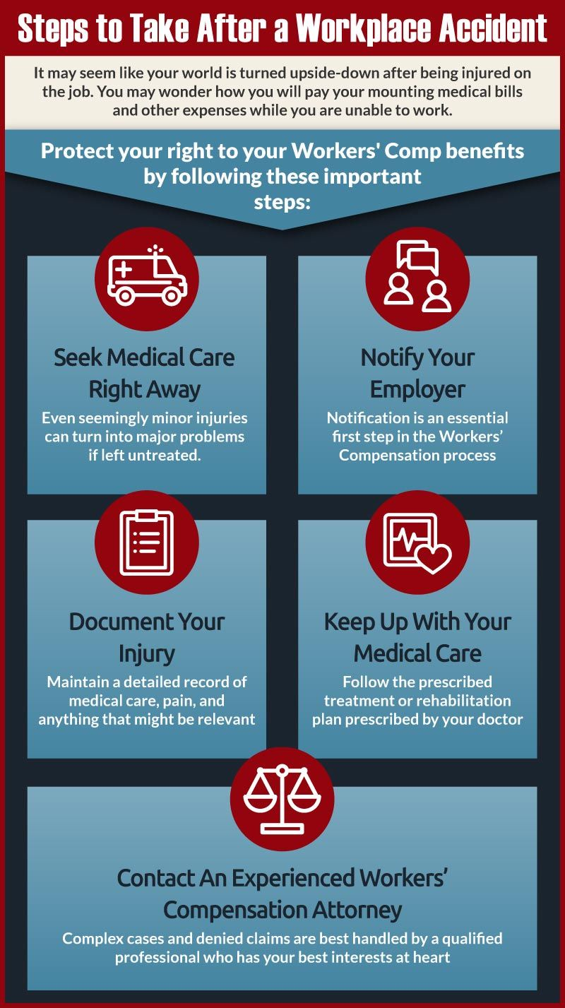 Workers Compensation Lawyer With Images Work Injury Injured