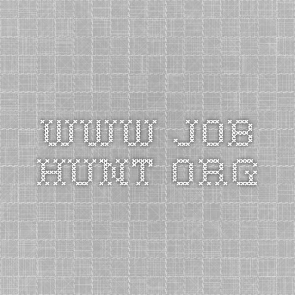 Online Job Search, Job Search