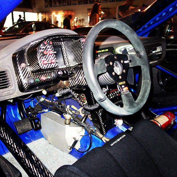 Interior Richard Burns Subaru Wrc Motor Pinterest Subaru