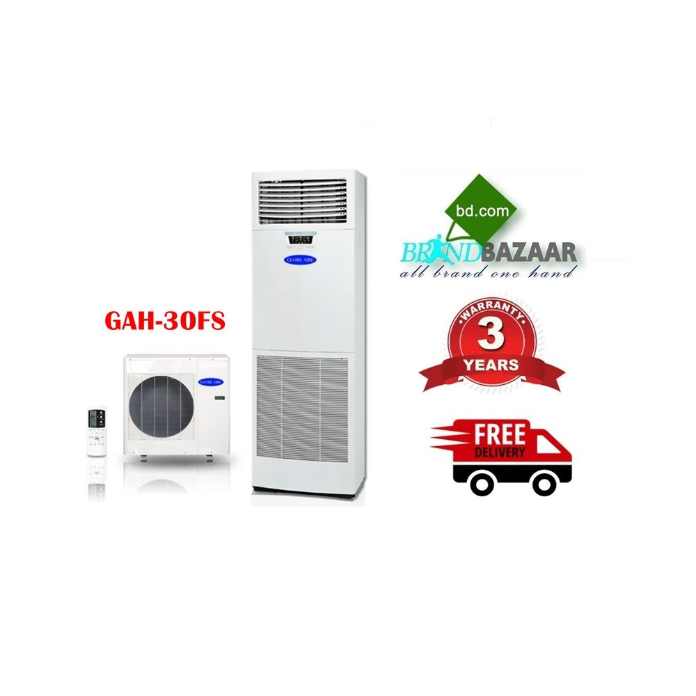 2 5 Ton Floor Standing Ac Price Bangladesh Globe Aire Online Shop In 2020 Ac Price Portable Air Conditioner Led Tv