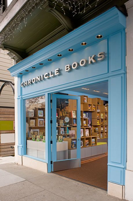 Chronicle Books Blog » Blog Archive » From the Design Desk: Retail Design