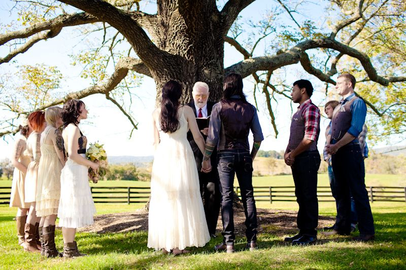 Country Western Wedding Ideas Virginia Western Ranch Wedding Ceremony X Diy Country Wedding