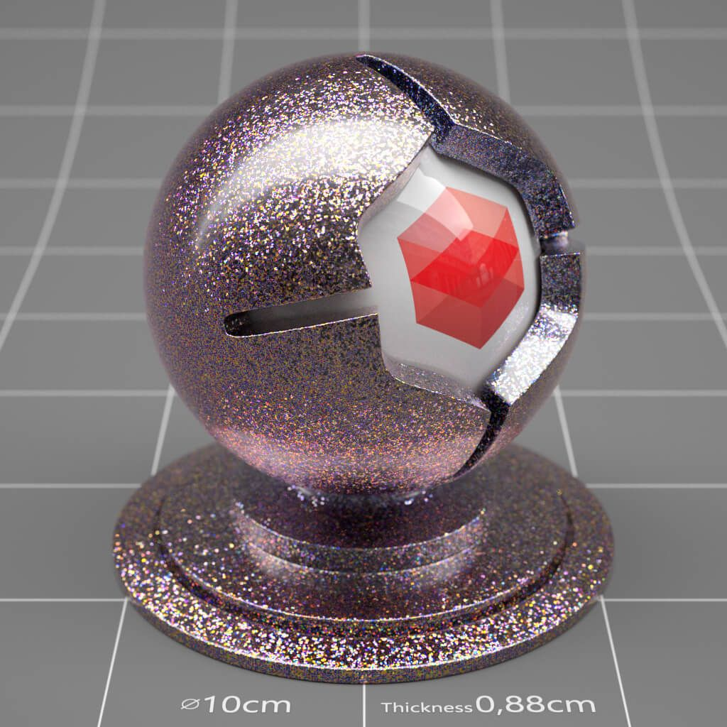 Redshift C4D Material Pack 3 - The Pixel Lab | Zoey Design