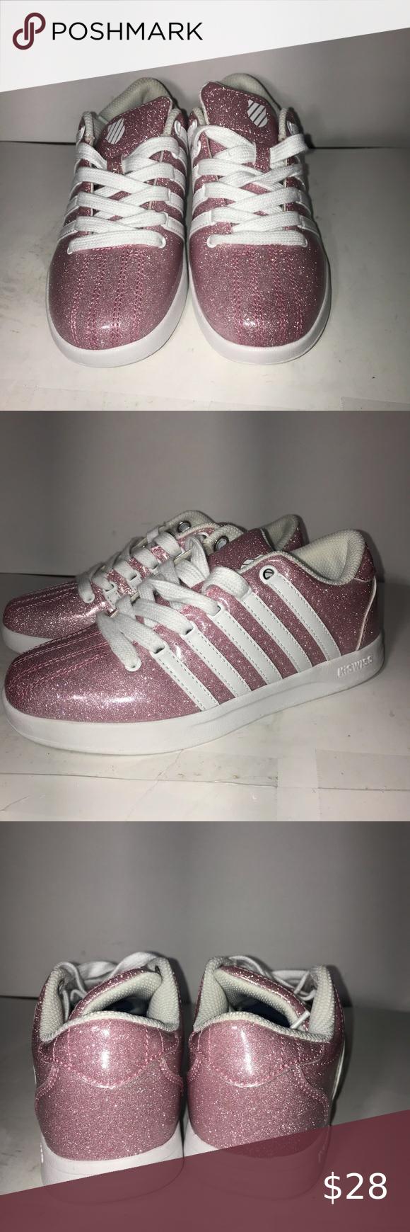 Glitter Sparkle Sneaker Sz