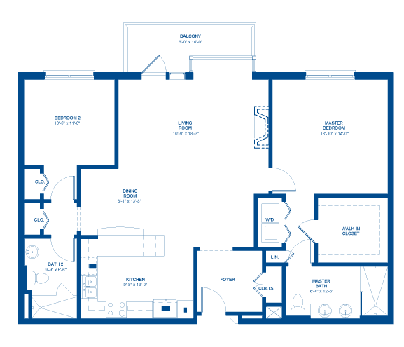 1500 sq ft house plans open floor plan 2 bedrooms for 1500 sq ft floor plans