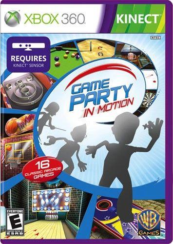 Game Party In Motion Xbox 360 1000159202 Best Buy Jogos Xbox Jogos De Videogame Xbox 360