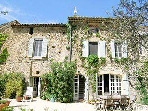 Arquitectura provenzal fachadas casas pinterest for Villas francesas