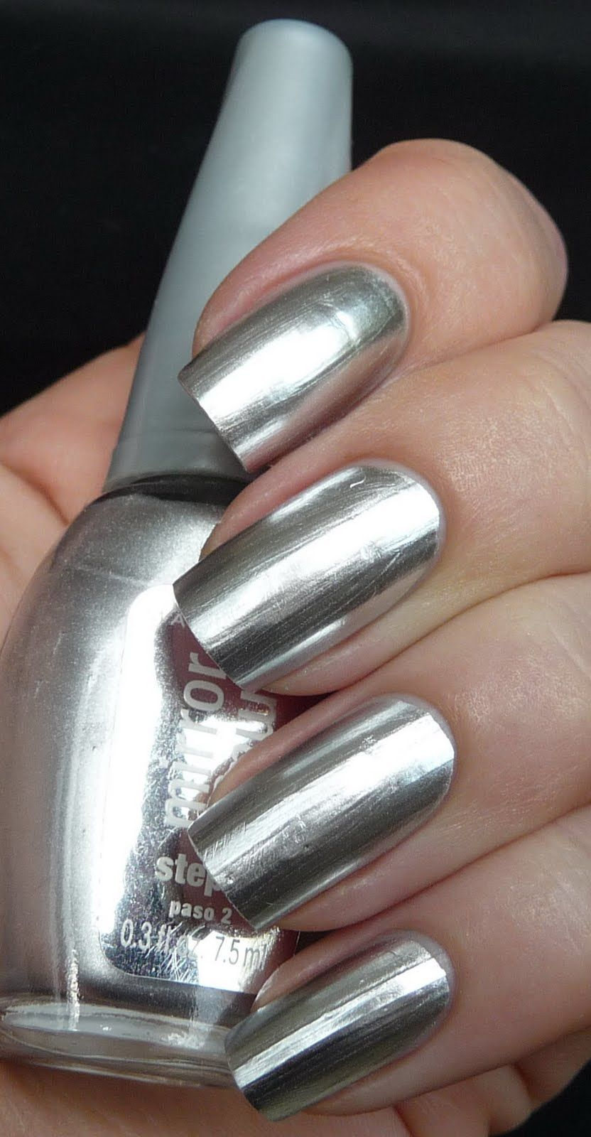Mirror Effect Nail Polish Cant Wait To Get This