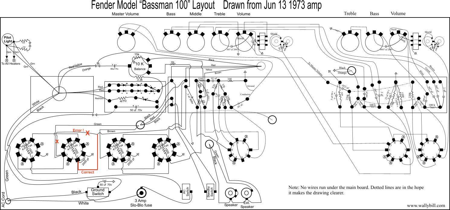 Pin van Bavo Respens op Amp and Pedal Schematics