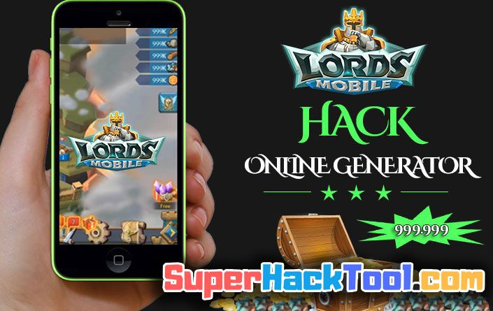 lord mobile install bluestacks