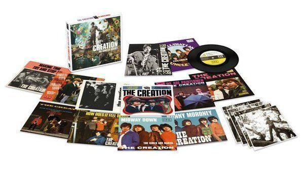 THE CREATION - The Singles Box Set * Limited RSD2014 release* Record Store Day