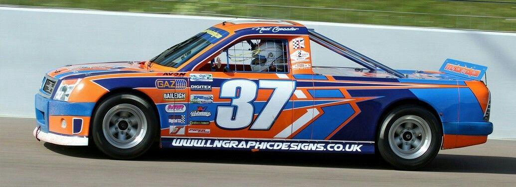 Championship >> Relssert Racing - Neil Tressler #37 - Pickup Truck Racing Championship - NASCAR Whelen Euro ...