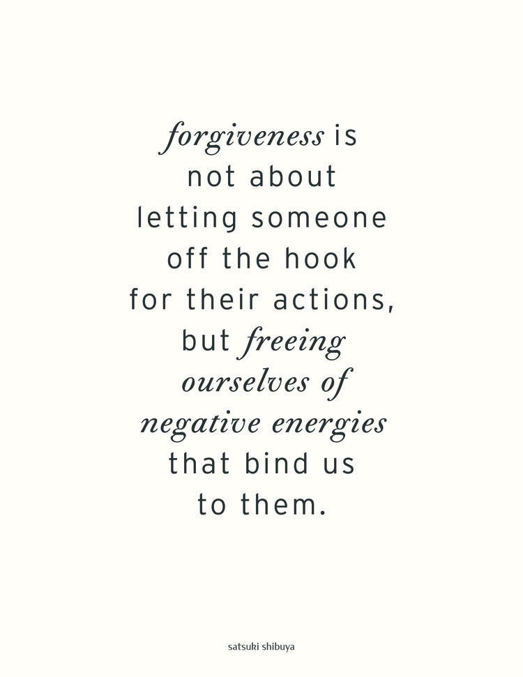 Quotes About Forgiveness Impressive Forgiveness — Satsuki Shibuya  Blog∙Ventures  Pinterest
