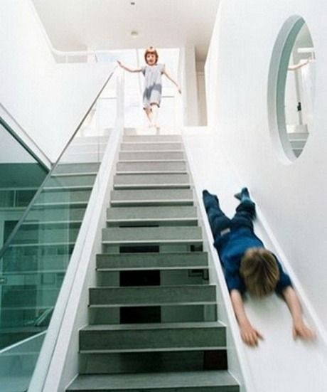 Lol Staircase Slide My Dream Home Indoor Slides