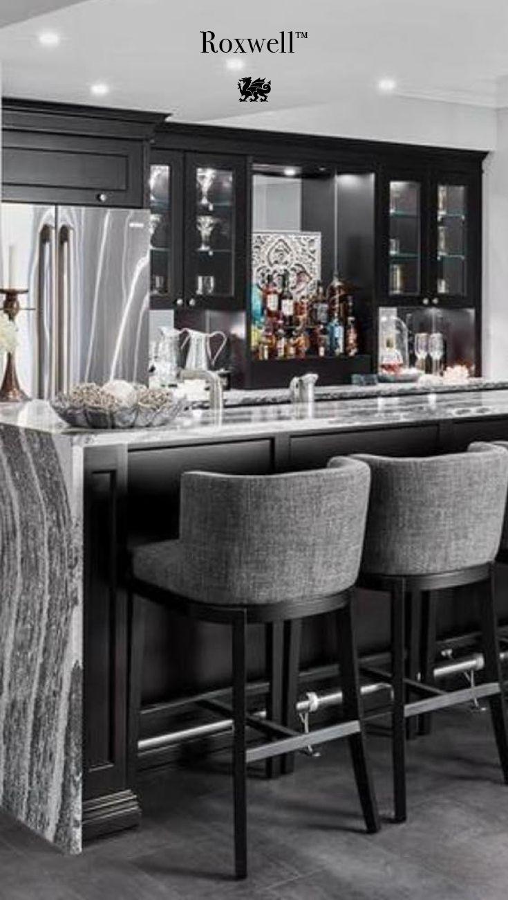 Raising The Bar Basement Bar Home Bar Decor Basement Bar Designs