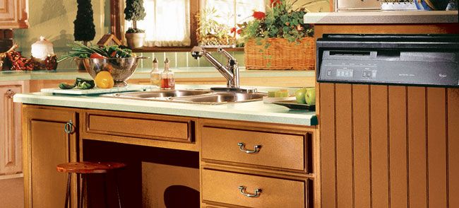 Accessible Kitchen Design Accessible Home Cabinetry  Accessible Home  Pinterest  Lowes