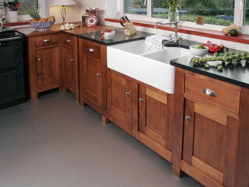 Innovative Freistehende Küchenschränke Frei Stehende Küchenschränke ...