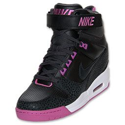 Women's Nike Air Revolution Sky Hi Casual Shoes
