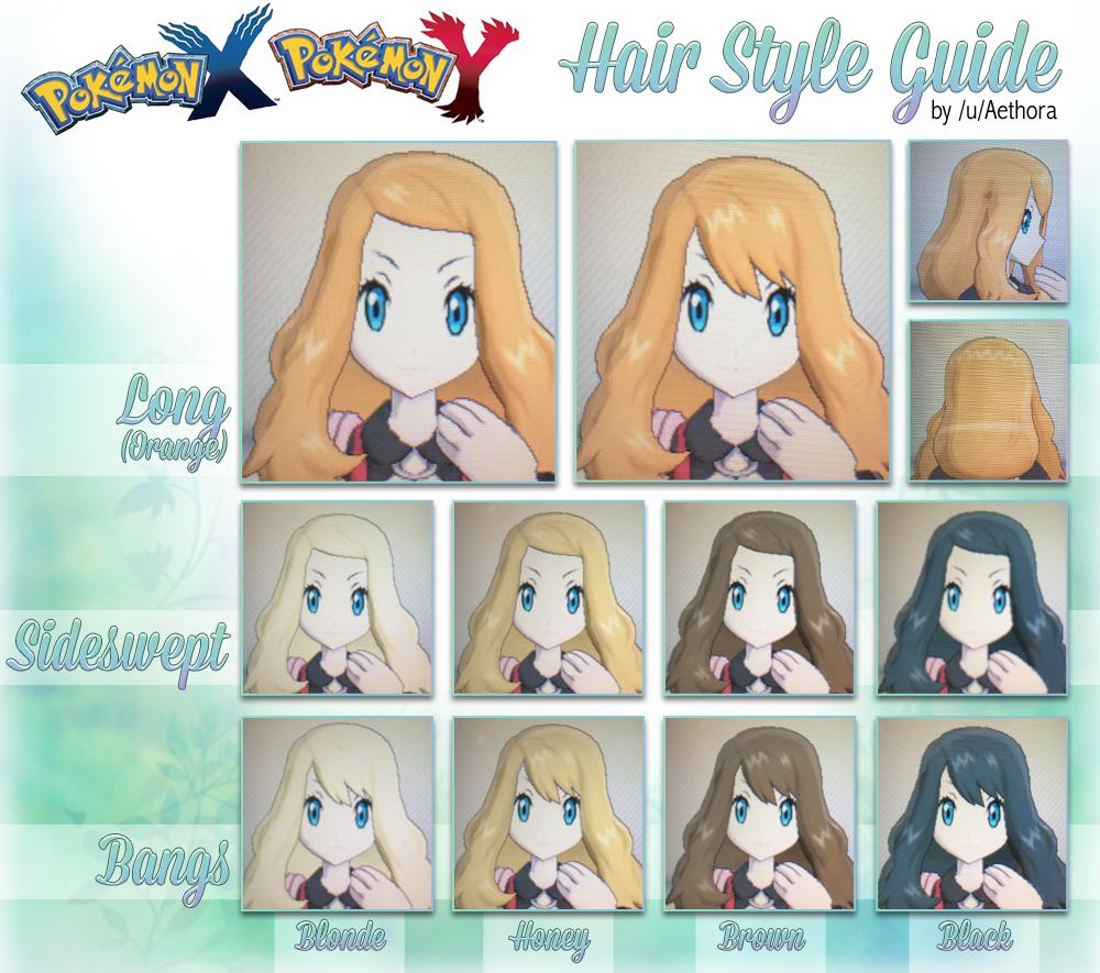 X/Y Female Hair Guide  Hair guide, Womens hairstyles, Funny jokes
