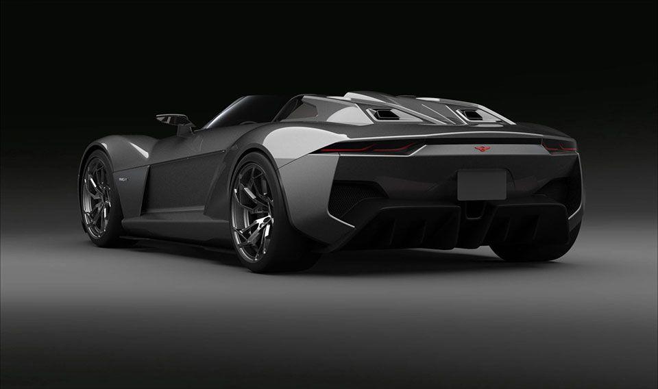 California Company Rezvani Unchains Carbon Fiber Beast Supercar With Images Super Cars Sports Car Car