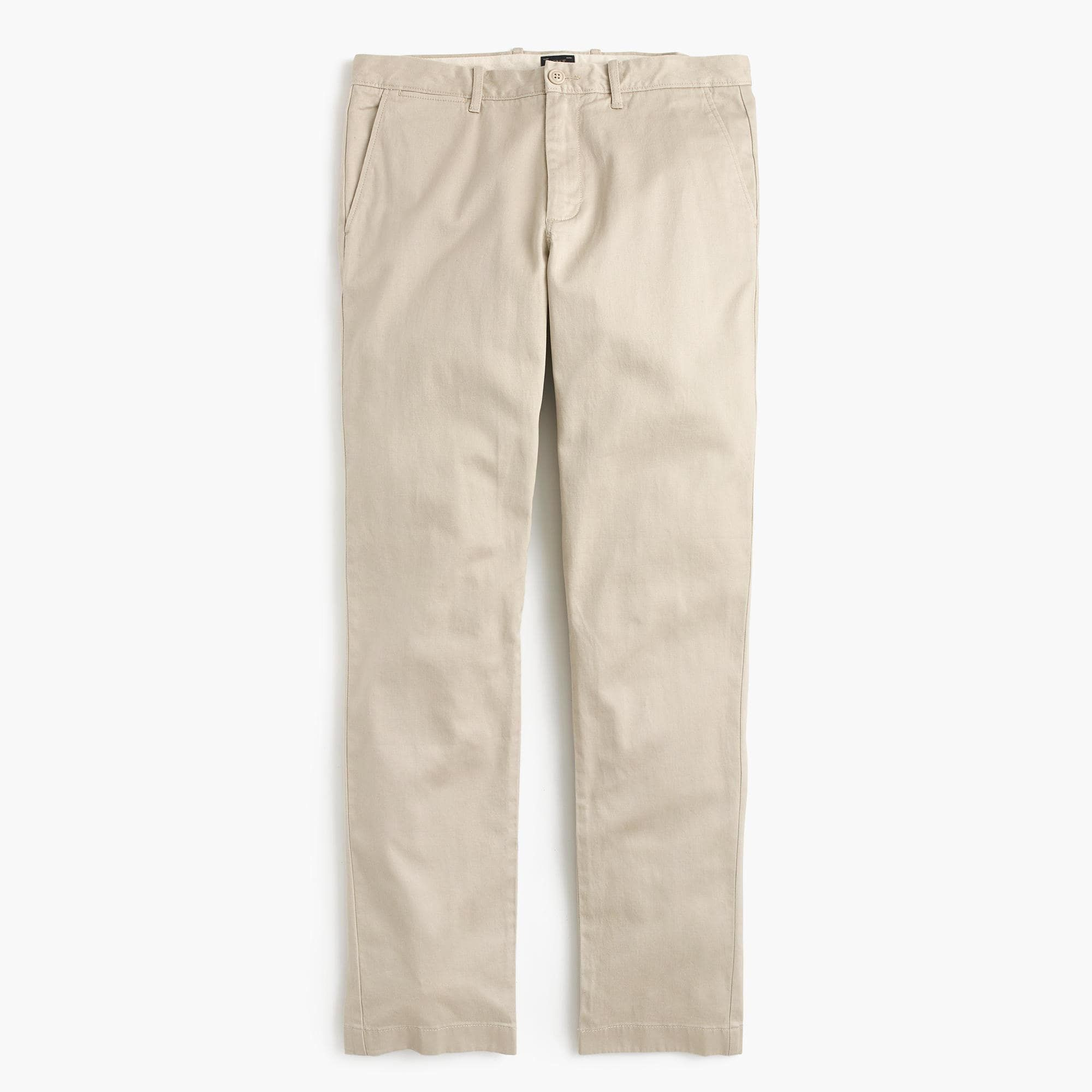 67ee3d817aa4 J.Crew - 770 Straight-fit pant in stretch chino