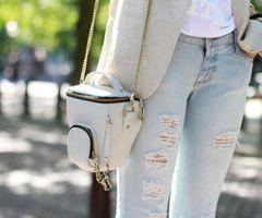 I love those jeans