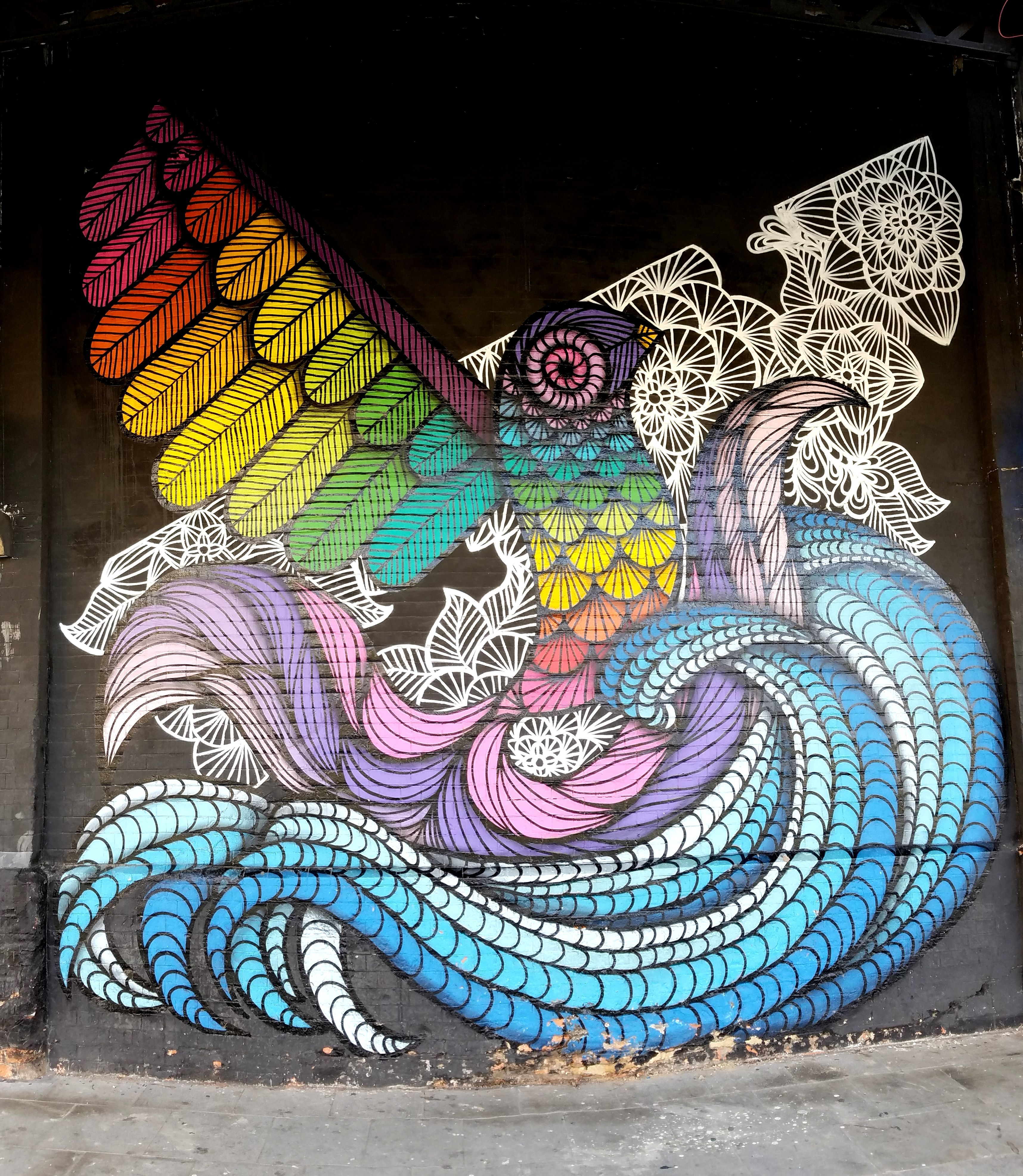 Rio de janeiro brasil street art graffiti this piece is from the artist rafa mon a straight but fantastically ardent fighter for lgbt rights
