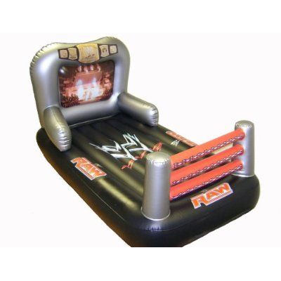 Wwe Inflatable Bed