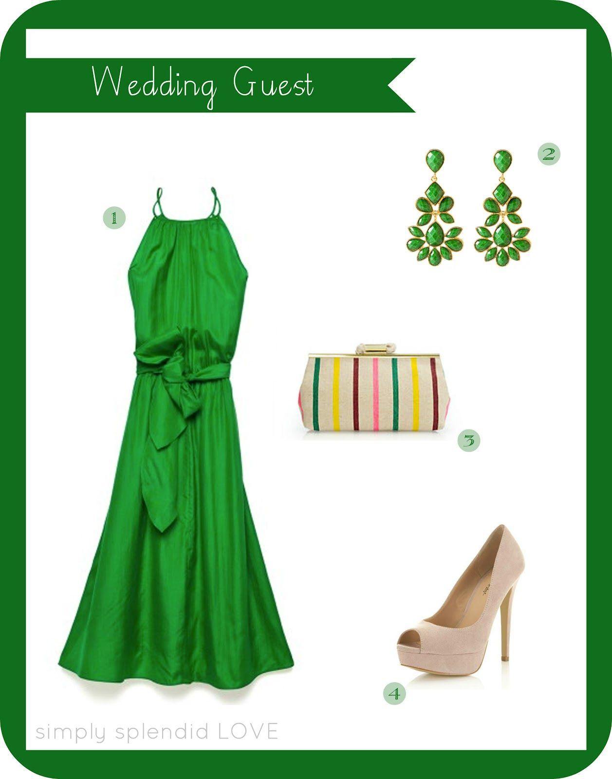 Wedding day guest dresses  Wedding Guest Attire  Vintage Fashion  Spring  special
